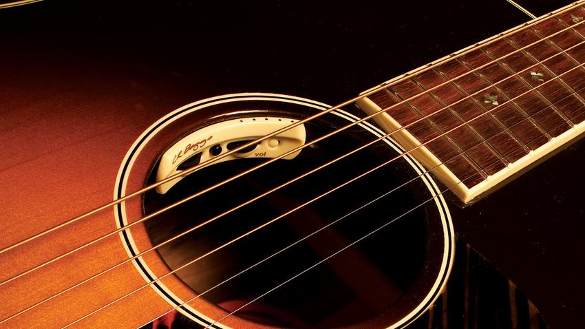 Neuer Endorser: Taylor McCall präsentiert die L.R.Baggs-Lösungen für Akustikgitarren
