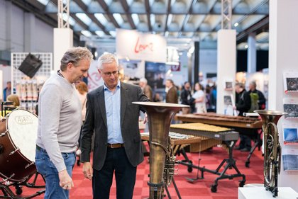 Stronger together! - 7 Dinge, die sich bei der Frankfurter Musikmesse und der Prolight + Sound 2019 ändern werden