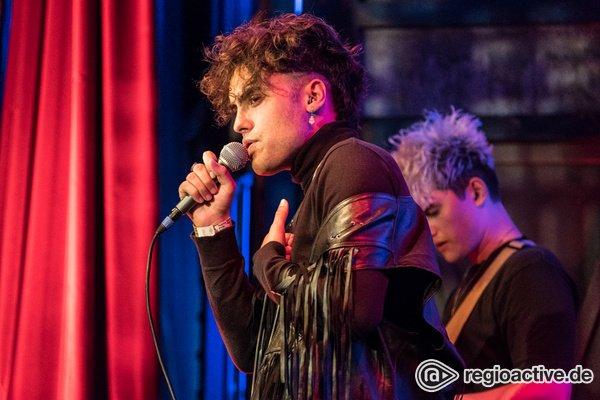 Definitiv kein Sadboy - Kraftvoll: Fotos von Keir live beim Reeperbahn Festival 2018