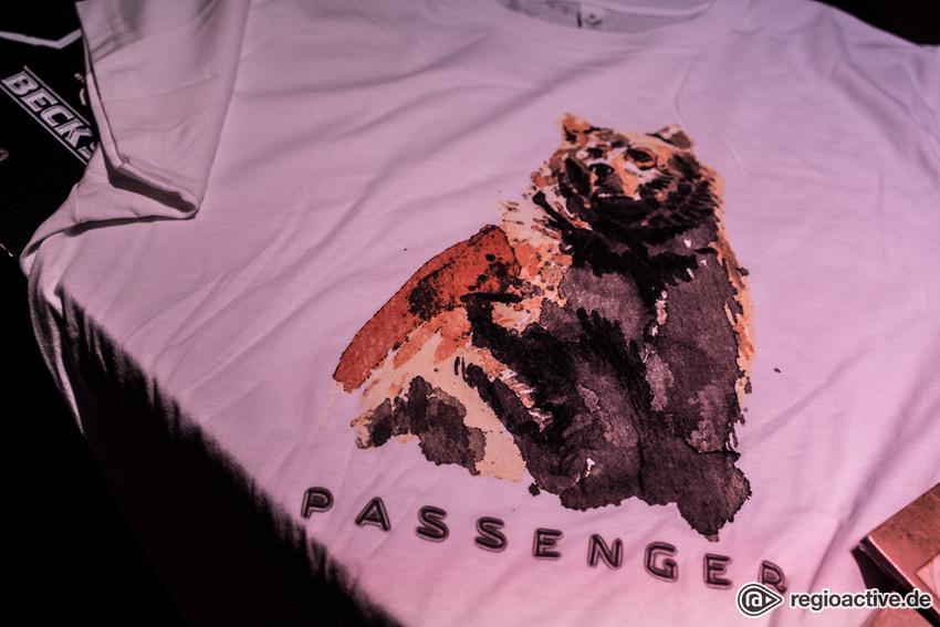 Passenger (live in Hamburg, 2018)