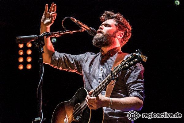 One-Man-Show - Passenger: Fotos des Solo-Acts live beim Reeperbahn Festival 2018