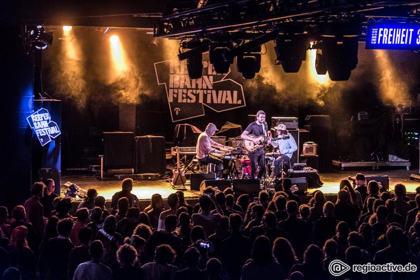 Das Paradies (live in Hamburg, 2018)