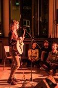 Vintage: Live-Bilder von Cat Clyde beim Reeperbahn Festival 2018