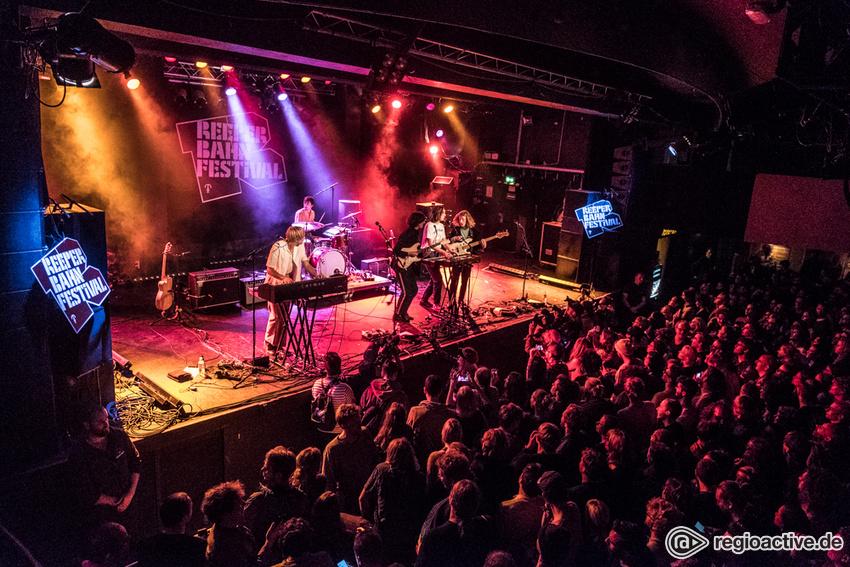 Parcels (live in Hamburg, 2018)