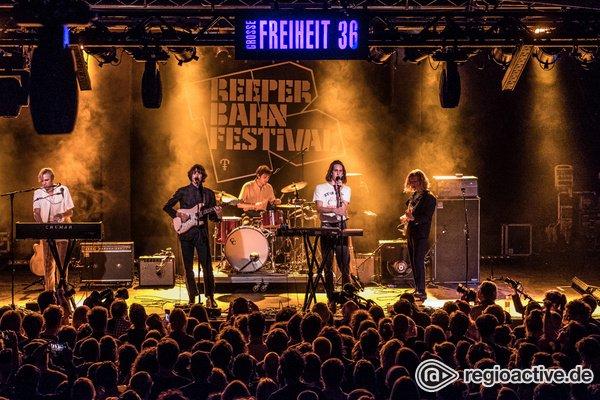 Von allem etwas - Bilder + Bericht: So bunt war der Kiez beim Reeperbahn Festival 2018