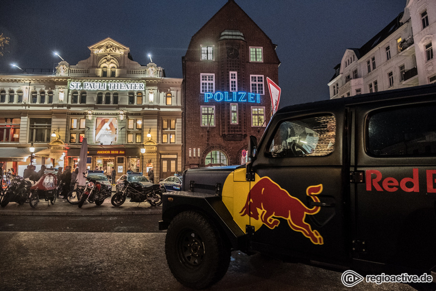 Reeperbahn Festival (Hamburg, 2018)