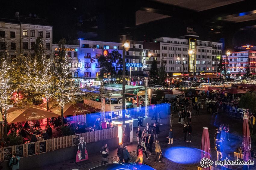 Unheimlich vielfältig - Das 13. Reeperbahn Festival lädt dazu ein, Pläne über Bord zu werfen