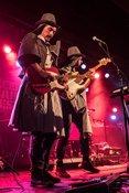 Avantgarde: Fotos von WhoMadeWho live beim Reeperbahn Festival 2018