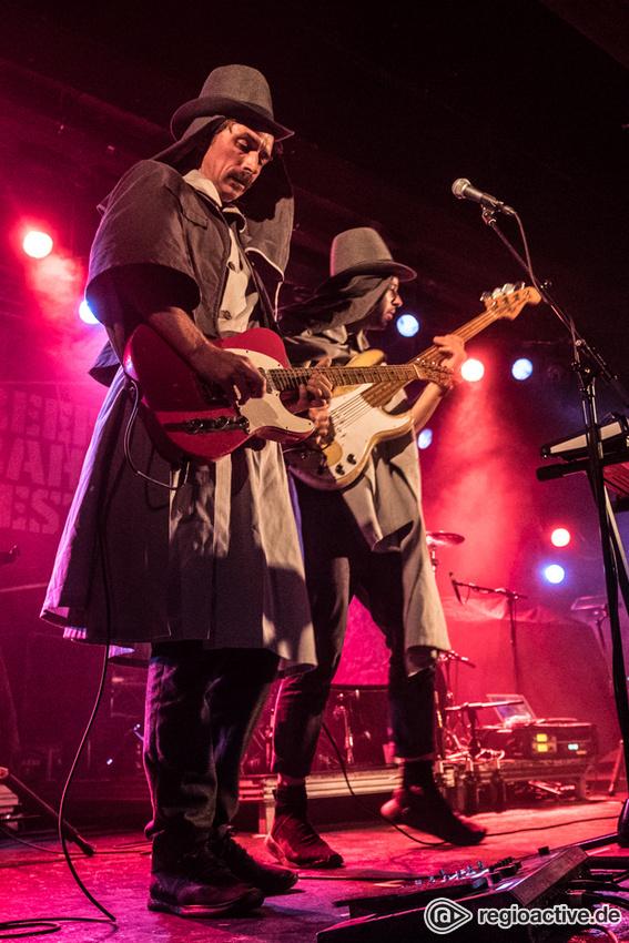 WhoMadeWho (live in Hamburg, 2018)