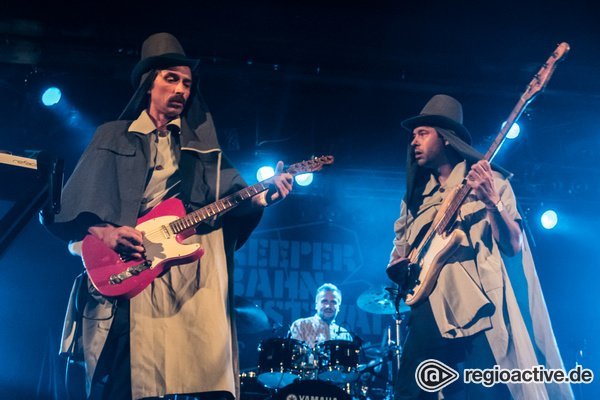 Alte Hasen - Avantgarde: Fotos von WhoMadeWho live beim Reeperbahn Festival 2018