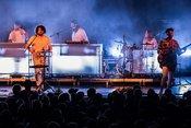 Groovy: Live-Bilder von Metronomy beim Reeperbahn Festival 2018