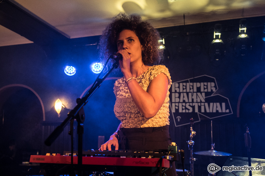 Jessica Einaudi (live in Hamburg, 2018)