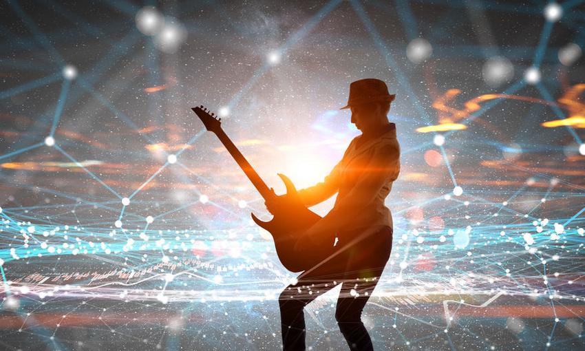 Die Blockchain in der Musikbranche: Chance für eine ungewisse Zukunft?
