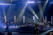 Sasha: Bilder des Sängers live in der Jahrhunderthalle Frankfurt