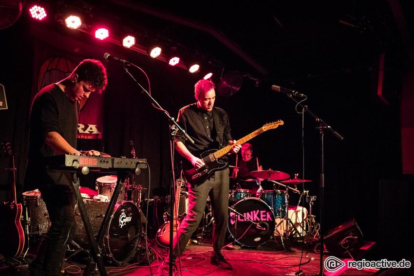 Blinker (live beim Reeperbahn Festival 2018)