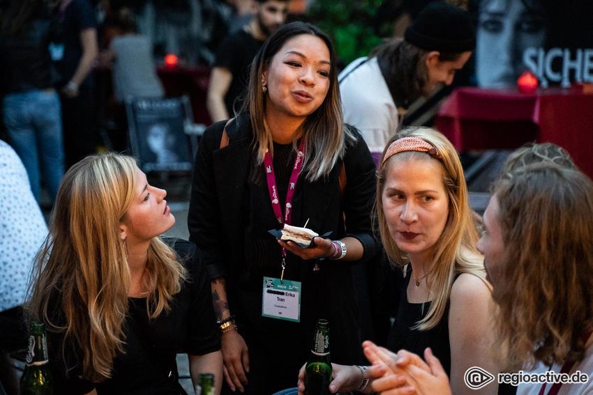 Impressionen von Meet the Mannheimers beim Reeperbahn Festival 2018