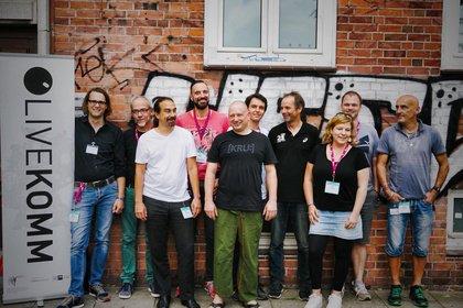 LiveKomm wählt auf der Reeperbahn Festival Konferenz neuen Vorstand