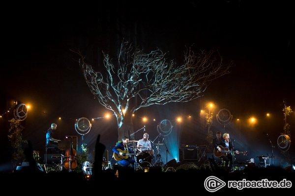 Wie im Wald - Biffy Clyro: Fotos der MTV Unplugged Tour aus der Alten Oper Frankfurt