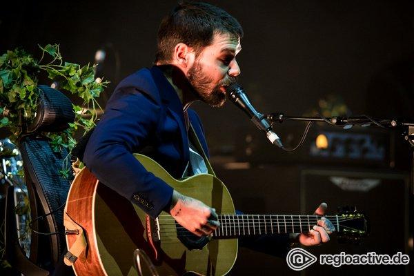 Rock goes unplugged - MTV Unplugged: Biffy Clyro zeigen in der Alten Oper Frankfurt ihre softe Seite