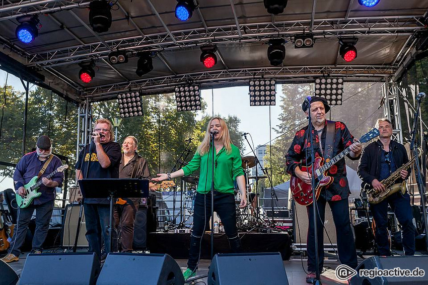 Rodgau Monotones (live auf dem Altstadtfest Frankfurt 2018)