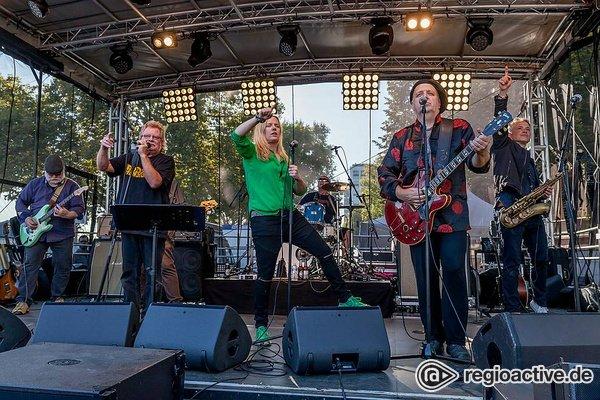 Volksfest auf hessisch - Urgesteine: Live-Bilder der Rodgau Monotones beim Altstadtfest Frankfurt
