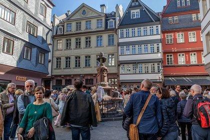 buntes Programm - Alt ganz neu: Impressionen vom Altstadtfest in Frankfurt am Main