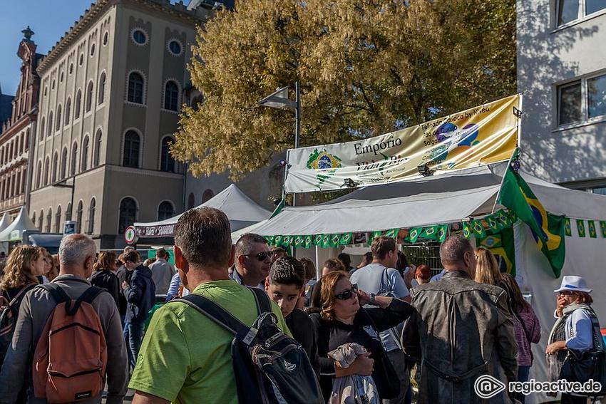 Impressionen vom Altstadtfest Frankfurt 2018