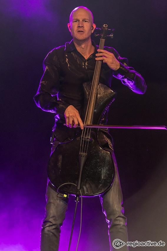 Tarja (live in Frankfurt 2018)