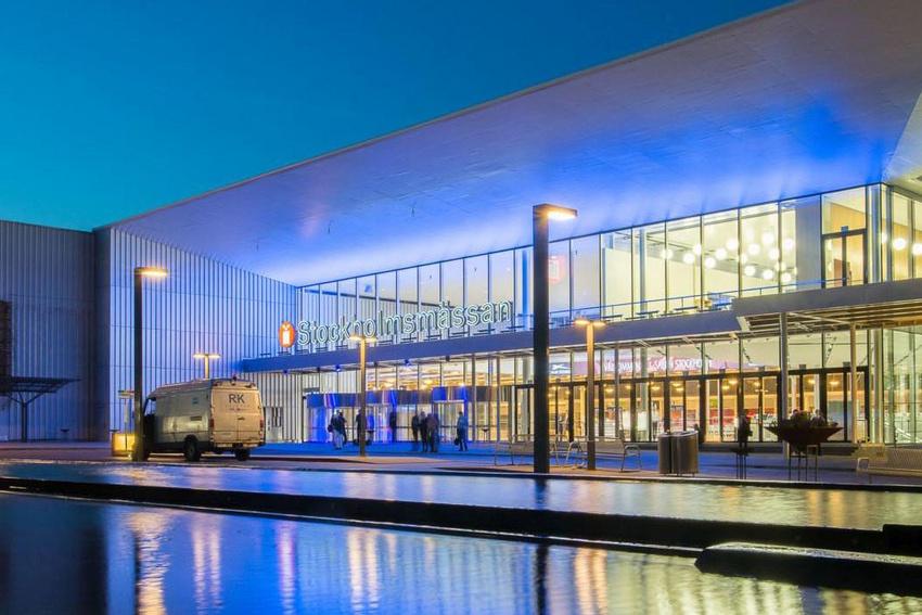 Stockholmsmässan Messe- und Kongresszentrum setzt auf Shure Axient Digital