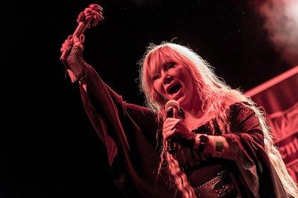 Mythisch und mittelalterlich - Live-Fotos von Serpentyne als Support von Tarja & Stratovarius in Frankfurt