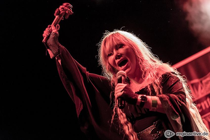 Serpentyne (live in Frankfurt 2018)