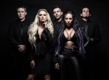 Frontfrauen hoch fünf - Female Metal Voices Tour mit Butcher Babies als Headliner startet in Kürze