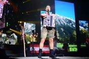 Andreas Gabalier: Bilder des Volks-Rock'n'Rollers live in Mannheim