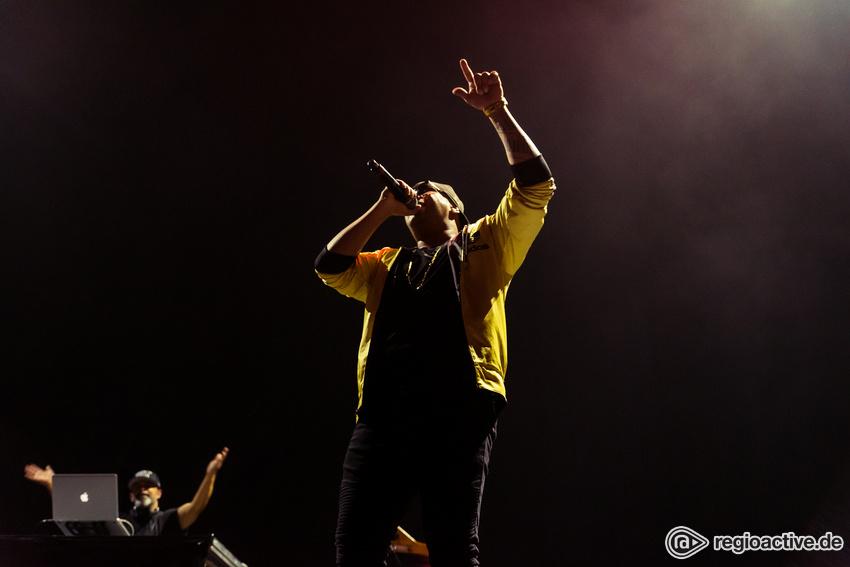 Edin (live in Frankfurt, 2018)