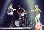 Fotos von Marcus & Martinus live als Support von Jason Derulo in Frankfurt