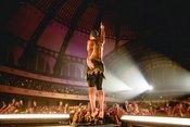 Leicht bekleidet: Bilder von Jason Derulo live in der Festhalle Frankfurt