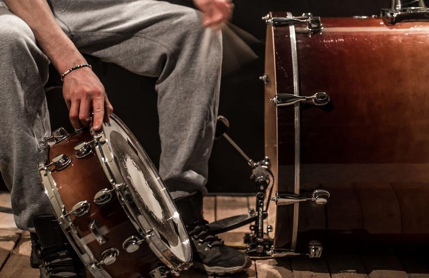 Richtig warm spielen für Drummer –so läuft der Gig geschmeidig