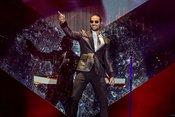 Maluma: Fotos des Latin-Stars live in der Festhalle Frankfurt