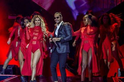 Handys hoch! - Maluma: Fotos des Latin-Stars live in der Festhalle Frankfurt