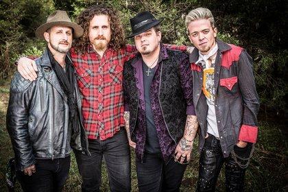 Southern Rock-Breitseite - Black Stone Cherry rocken auf ihrer Tour im November auch in Deutschland