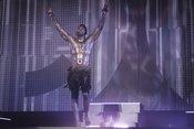 Sexy: Bilder von Jason Derulo live in der Porsche-Arena in Stuttgart