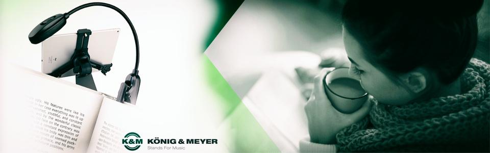 Jetzt im König & Meyer Spezialkatalog stöbern und das Produkt deiner Wahl gewinnen!