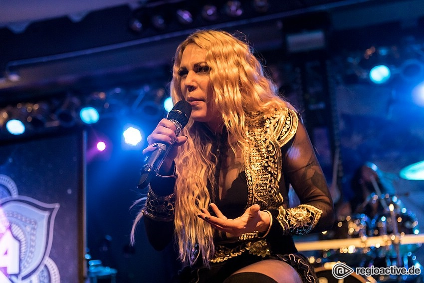 Kobra and the Lotus (live in Mannheim 2018)