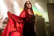 Ignea: Live-Fotos der Ukrainer bei der Female Metal Voices Tour 2018 in Mannheim