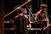 Kreativ: Bilder von Ambrose Akinmusire live bei Enjoy Jazz 2018 in Ludwigshafen