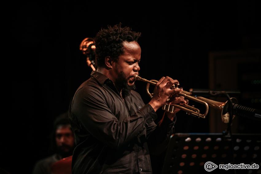 Ambrose Akinmusire (Enjoy Jazz in Ludwigshafen, 2018)