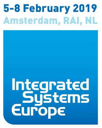 Integrated Systems Europe 2019 Amsterdam