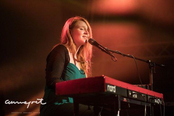 Berührend - Ausgewählt: Bilder von Ivory Stone live beim Rockbuster Finale 2018