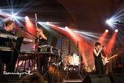 Elegant: Bilder von Libell beim Rockbuster Finale 2018 in Koblenz