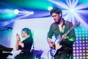 Elektro-Pop: Bilder von Lluvia live beim Rockbuster- Finale 2018
